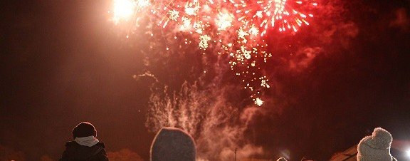 Tring Festival of Fire lights up sky in 2016